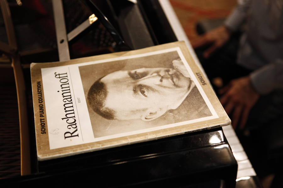 partition rachmaninov